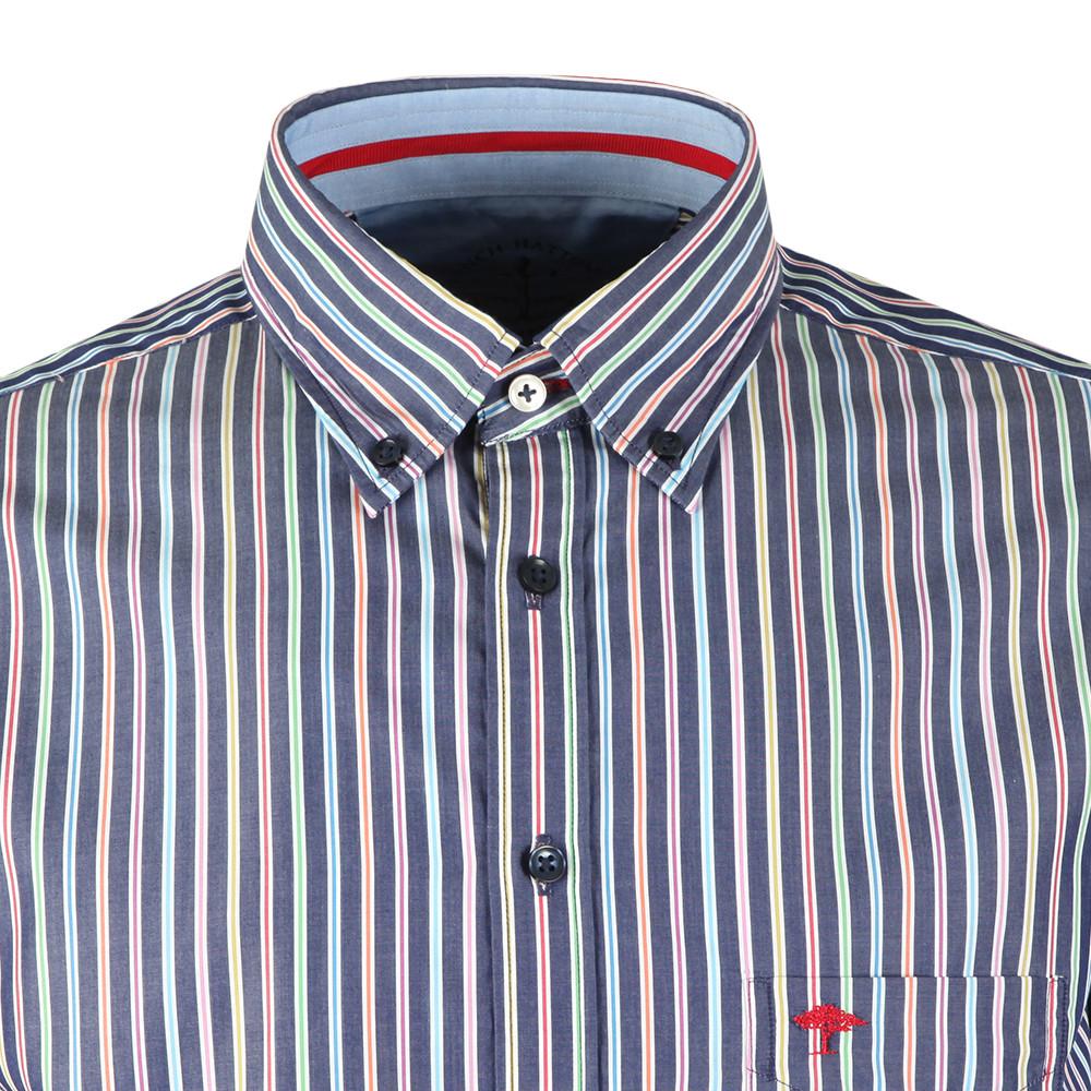 Maritime SS Stripe Shirt main image