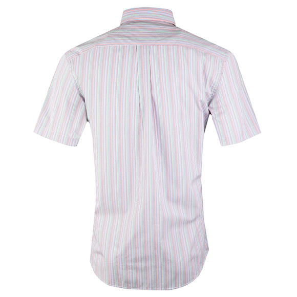 Fynch Hatton Mens Multicoloured Maritime SS Shirt main image