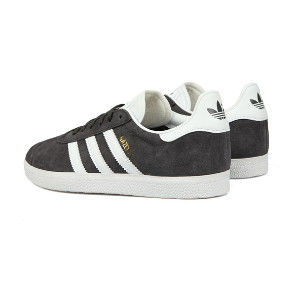 adidas Originals Womens Grey Gazelle OG W Trainer main image