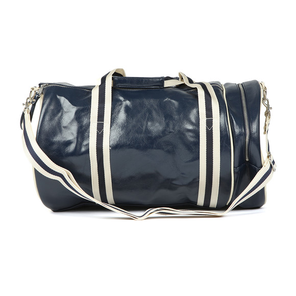 Fred Perry Sportswear Mens Blue Classic Barrel Bag main image