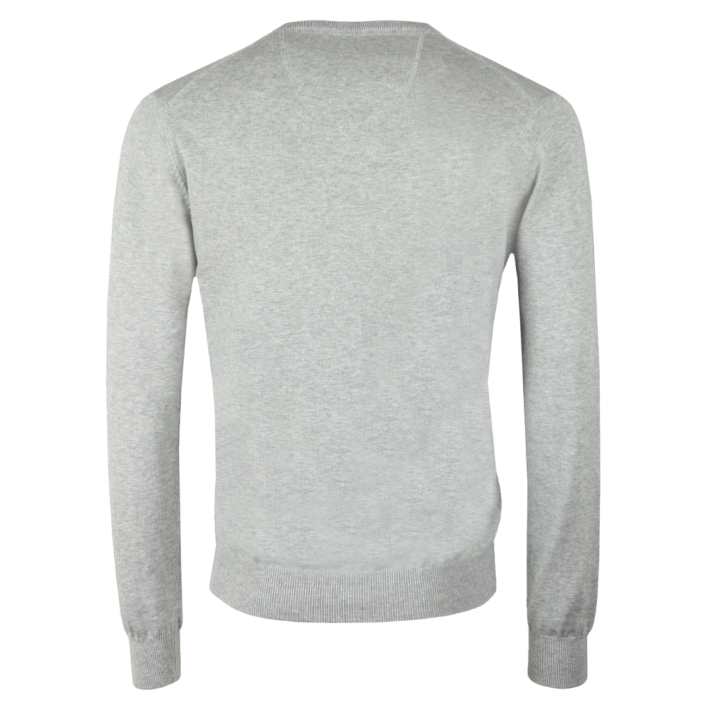 V-Neck Cotton Jumper main image