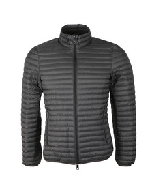 Emporio Armani Mens Grey 8N1B72 Lightweight Down Puffer