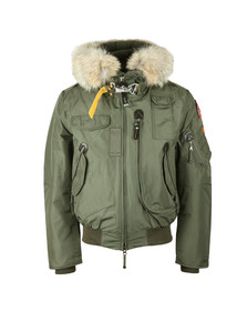 Parajumpers Mens Green Gobi Jacket