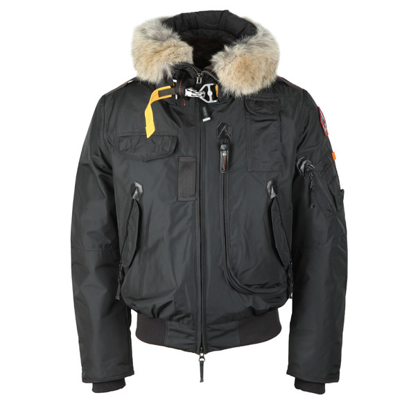 Parajumpers Mens Black Gobi Jacket main image