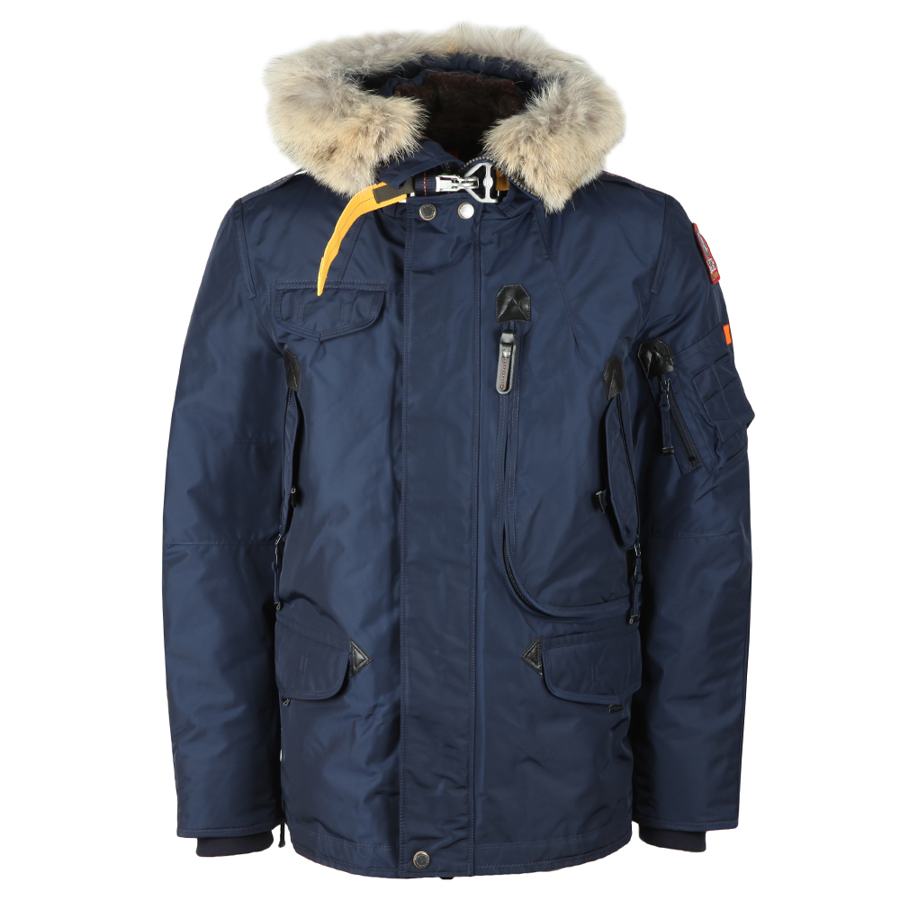 Parajumpers Mens Blue Right Hand Jacket main image ...