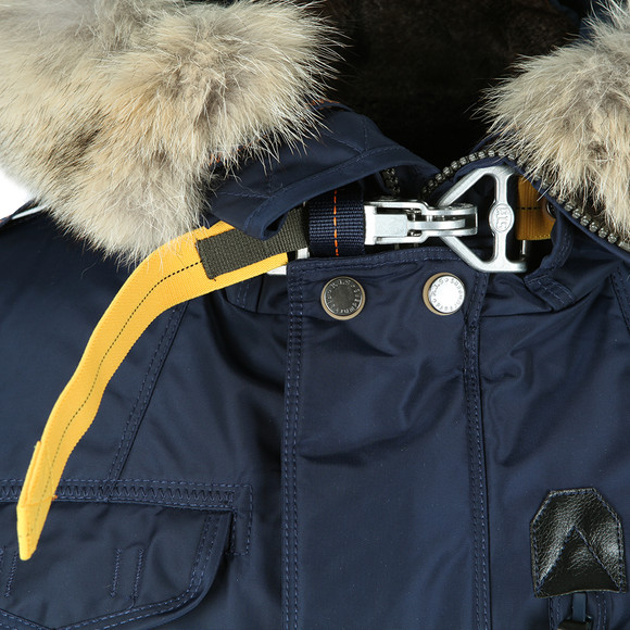 Parajumpers Mens Blue Right Hand Jacket