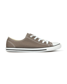 Converse Womens Grey CT AS Dainty OX Trainer