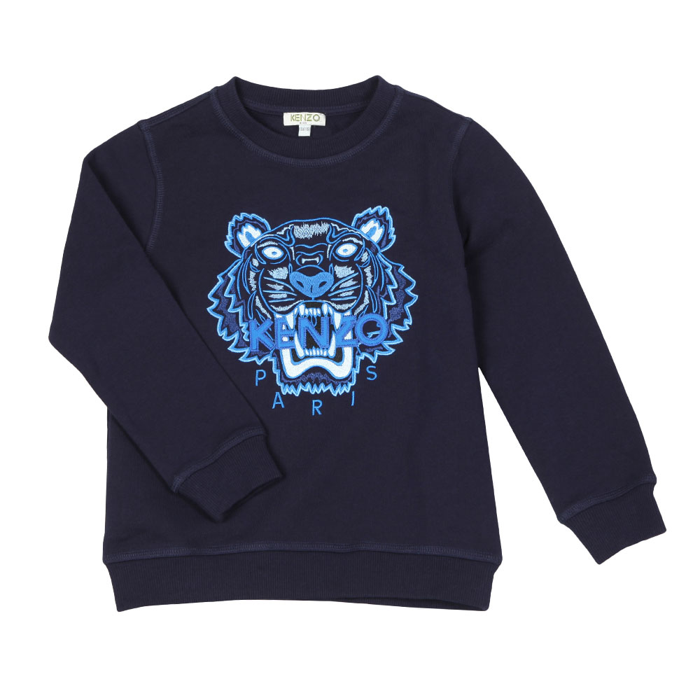 a7cfdd4c Kenzo Kids Embroidered Tiger Sweatshirt | Oxygen Clothing