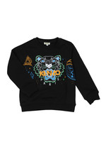 Boys Multi Logo Tiger Sweatshirt