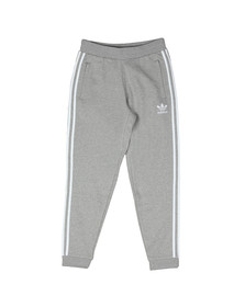 Adidas Originals Mens Grey 3 Stripe Sweat Pant