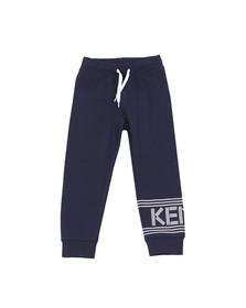 Kenzo Kids Boys Blue Boys Logo Jogger