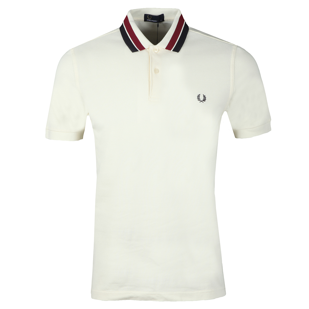 S/S Bold Tipped Polo main image