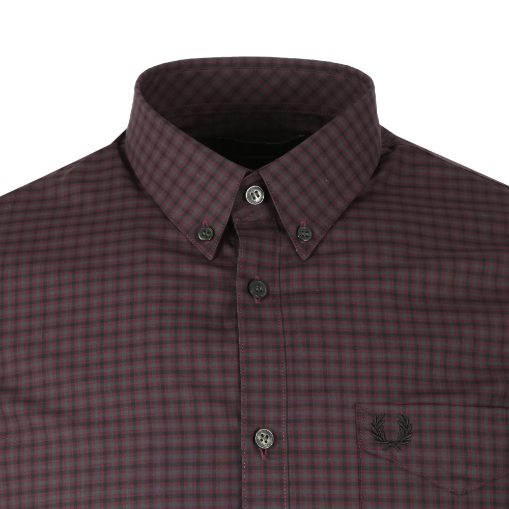 L/S 3 Colour Check Shirt main image