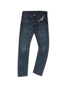 Levi's Mens Blue 519 Extreme Skinny Jean