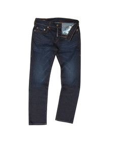 True Religion Mens Blue True Religion Rocco Jean