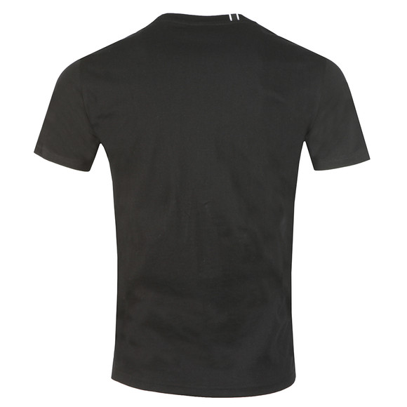 Replay Mens Black S/S Eagle Tee main image