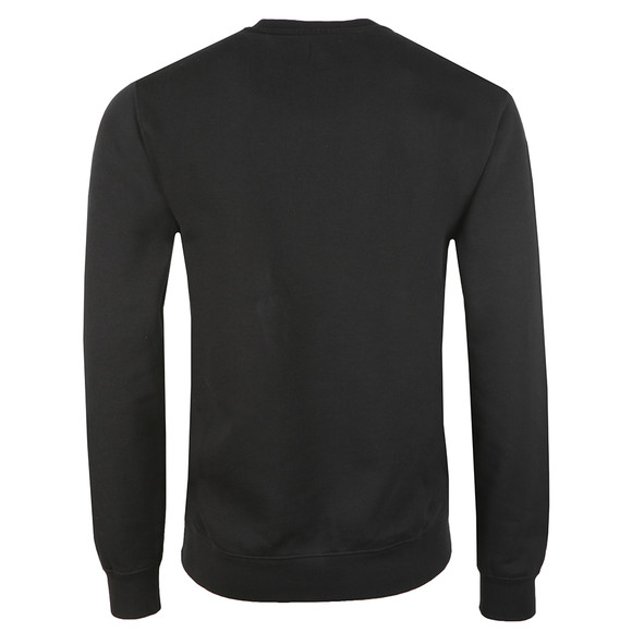 Edwin Mens Black Base Crew Sweatshirt main image