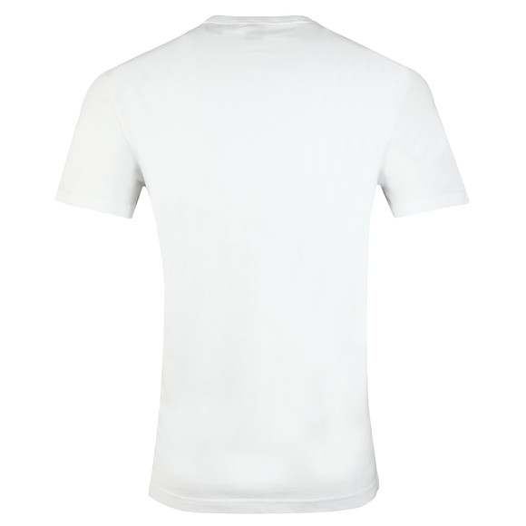 G-Star Mens White S/S Holorn Tee main image
