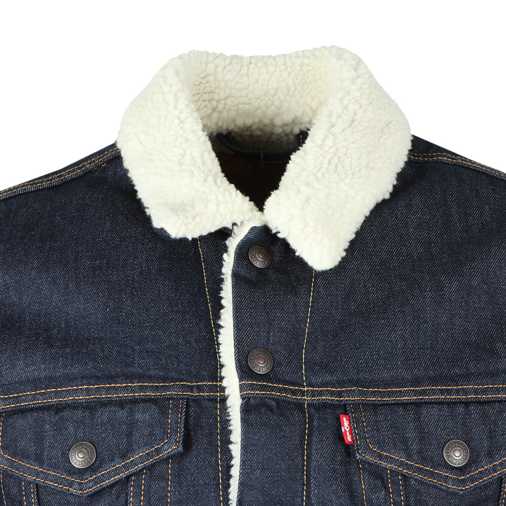 Sherpa Trucker Jacket main image