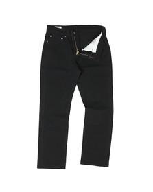 Levi's Mens Black 511 Slim Fit Jean