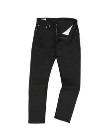 Levi's Mens Black 512 Slim Tapered Jean