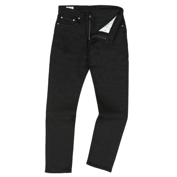 Levi's Mens Black 512 Slim Tapered Jean main image