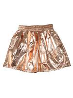 Cosmic Metallic Skirt