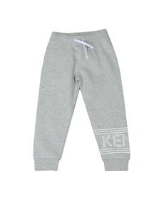 Kenzo Kids Boys Grey Boys Logo Jogger