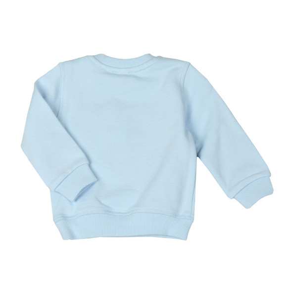 Kenzo Baby Boys Blue Tiger Sweatshirt main image