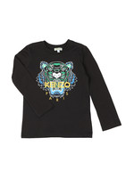 Boys Printed Tiger T Shirt