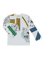 Cosmic Kenzo Long Sleeve T Shirt
