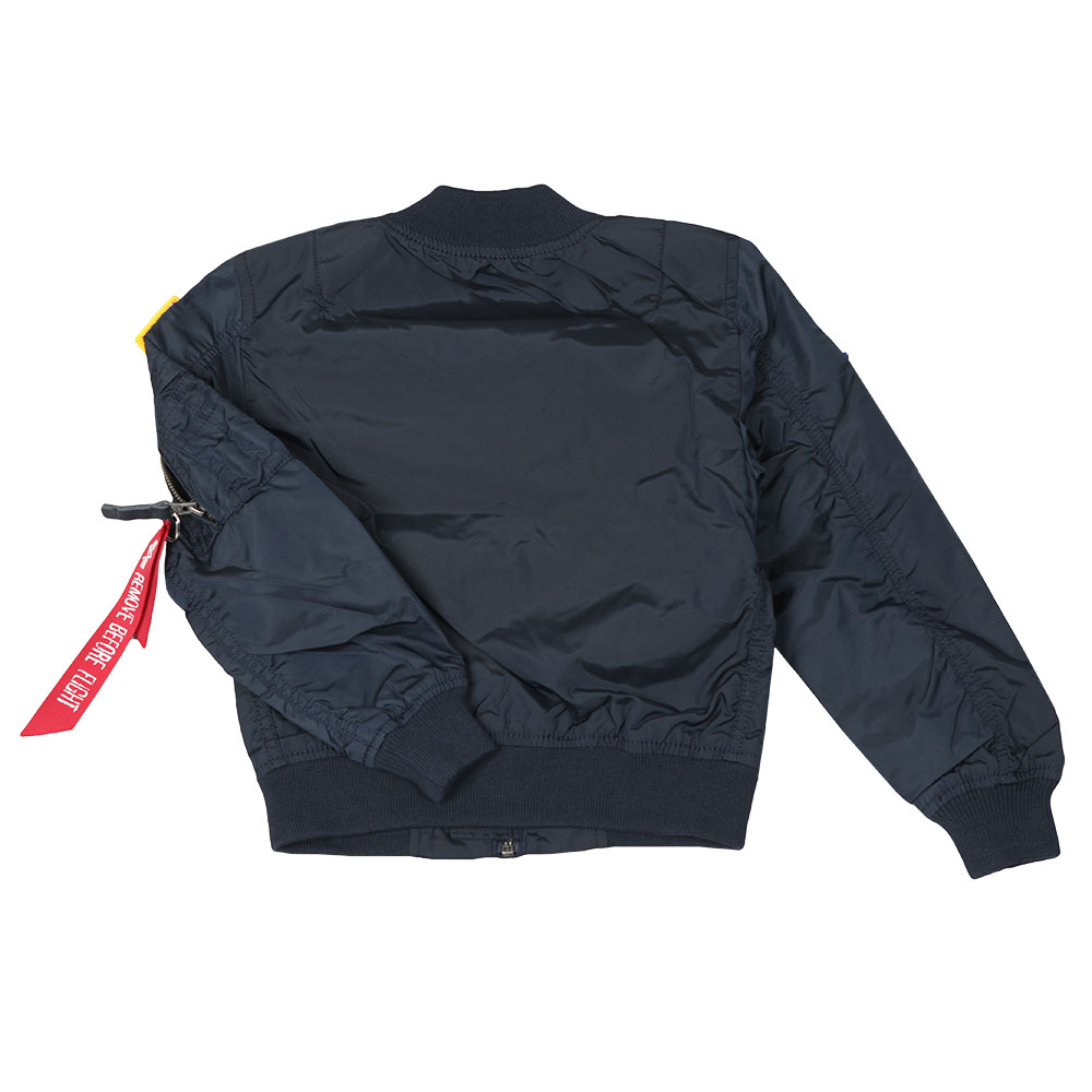 Boys MA1 Nasa Bomber main image