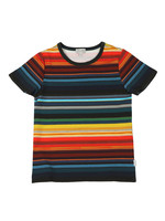Seth Multi Stripe T Shirt