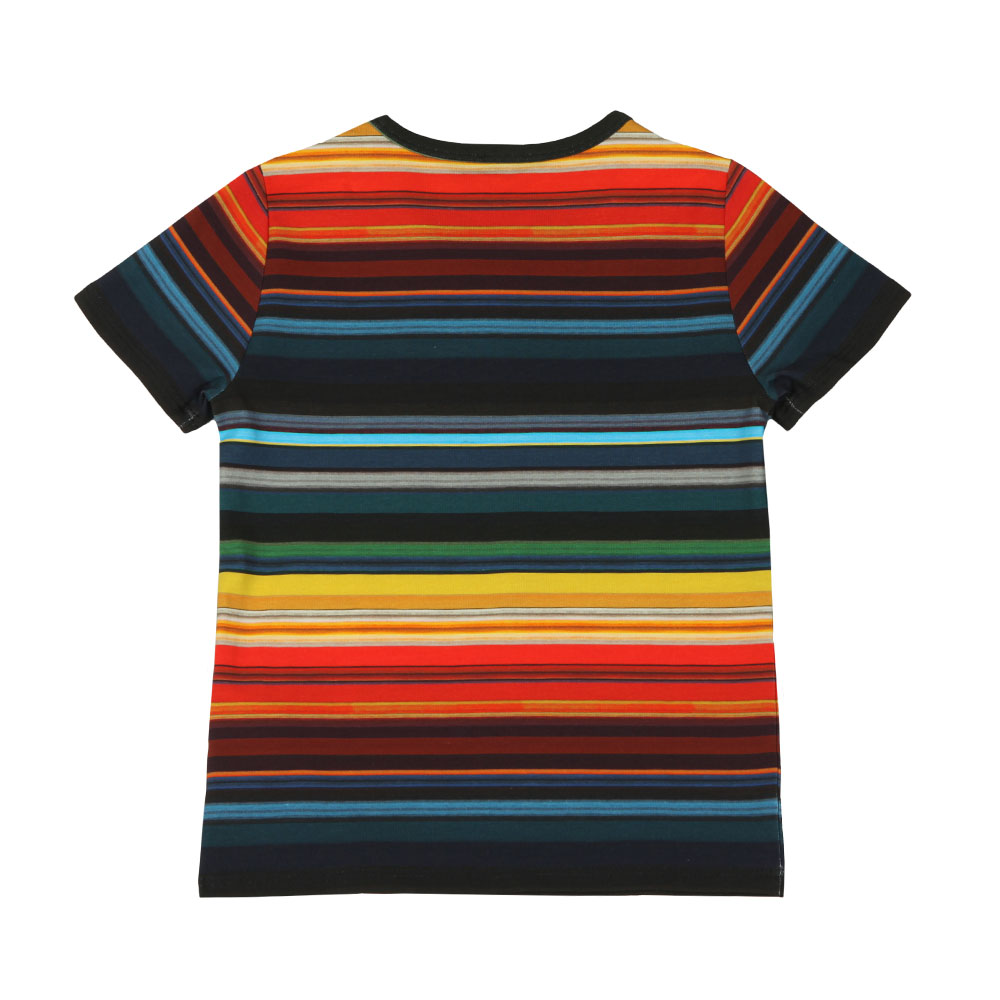 Seth Multi Stripe T Shirt main image