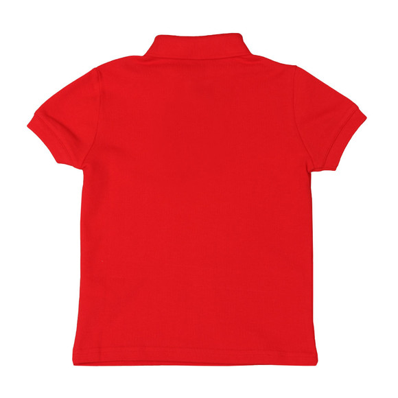Paul Smith Junior Boys Red Ridley Polo Shirt
