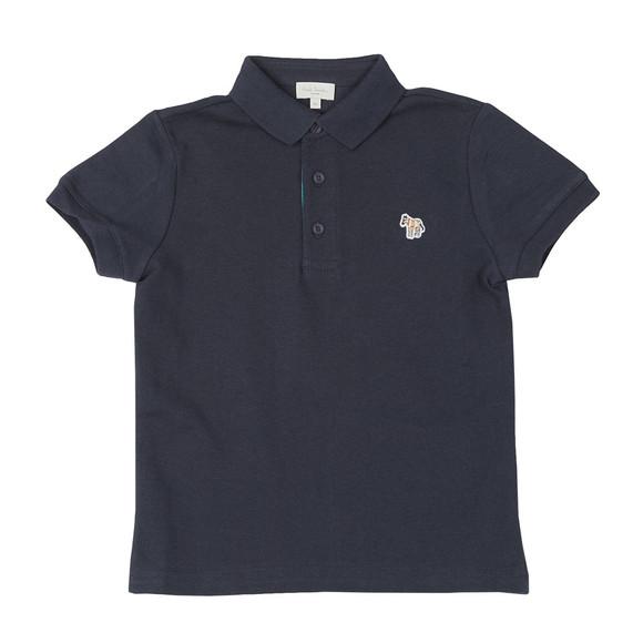 Paul Smith Junior Boys Blue Ridley Polo Shirt main image