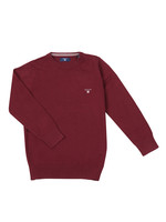 TB Lightweight Cotton Crew Jumper