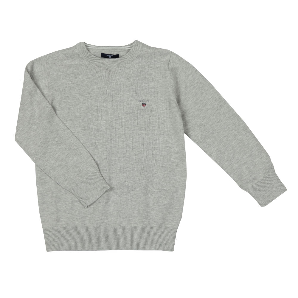 TB Lightweight Cotton Crew Jumper main image