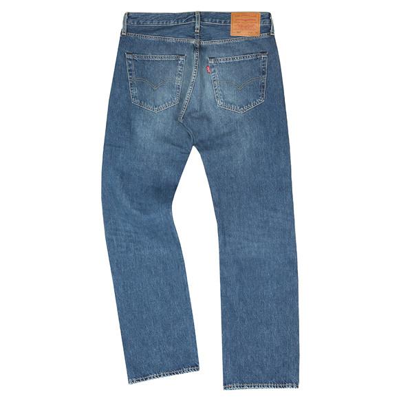 Levi's Mens Blue 501 Jean main image