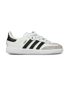 Adidas Originals Boys White Samba OG Trainer