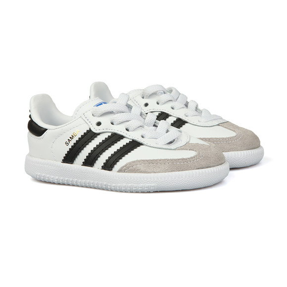 adidas Originals Boys White Samba OG Trainer main image