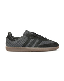 Adidas Originals Womens Black Samba OG W Trainer