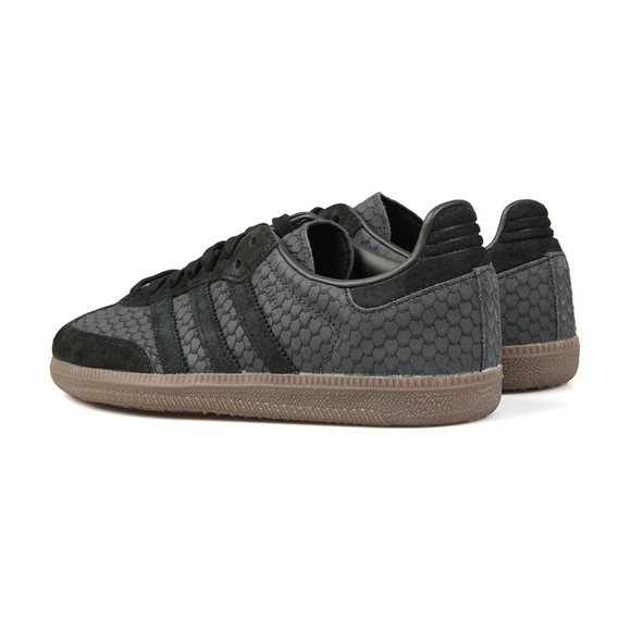 adidas Originals Womens Black Samba OG W Trainer main image
