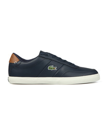Lacoste Mens Blue Court-Master 318 Trainer