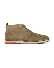 Superdry Mens Brown Chester Chukka Boot