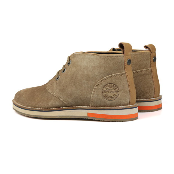 Superdry Mens Brown Chester Chukka Boot main image
