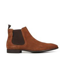 Paul Smith Mens Brown Falconer Suede Boot