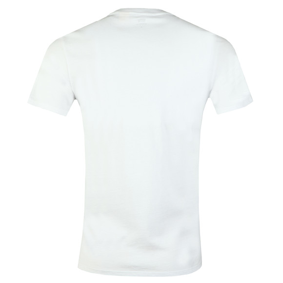 Levi's Mens White Logo T-Shirt main image