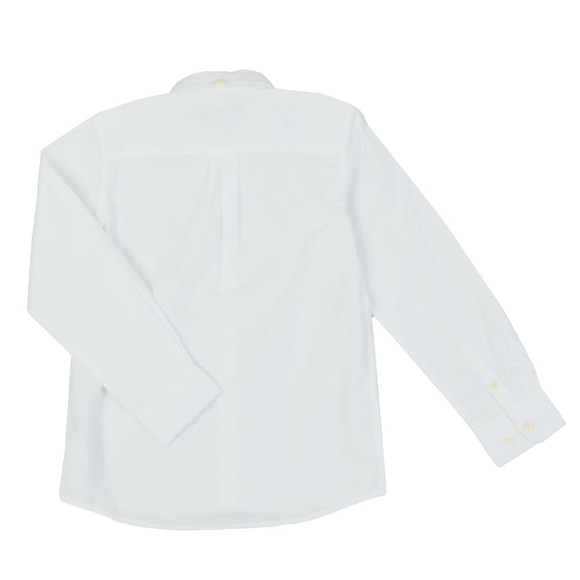 Gant Boys White TB Archive Oxford Shirt main image