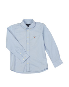 Gant Boys Blue TB Archive Oxford Shirt